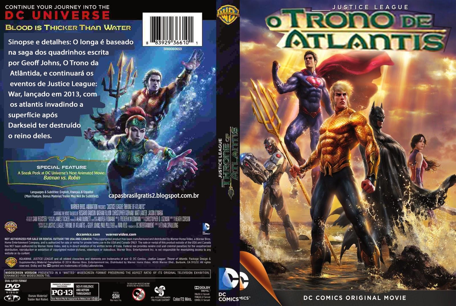 Liga da Justiça Trono de Atlântida DVD-R + BRRIp Dual Áudio Liga 2Bda 2BJusti C3 A7a 2BTrono 2Bde 2BAtl C3 A2ntida
