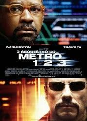 Baixar Filme O Sequestro do Metrô 1 2 3 DVDRip AVI Dublado
