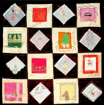 TRAVEL DOCUMENTS QUILT - EXCEPTIONAL MEMORIES