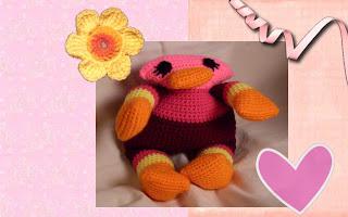 crochet amigurumi platypus free pattern by craftybegonia