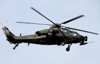 CAIC WZ-10 Attack Helicopter