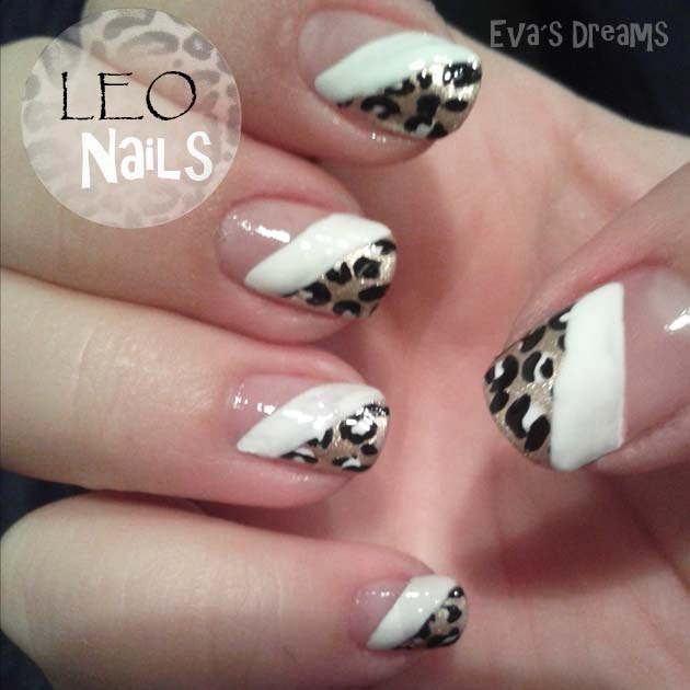 Nails of the week: Nagellack design - Leo Nails