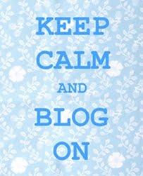 min Blogg-filosofi!