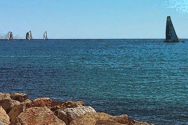 VOLVO OCEAN RACE 2014 - Alicante Vuelta al Mundo a Vela
