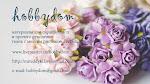 Цветочки и листочки для скрапбукинга