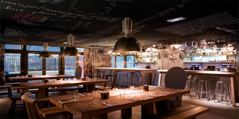 Le blog de l 39 agence avantgarde design retail design et design de lieux ouverture de l 39 h tel - Hotel mama shelter bordeaux ...