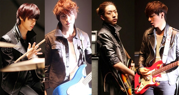 Underratedkpop Cn Blue Hey You Guitar Chordsromeng