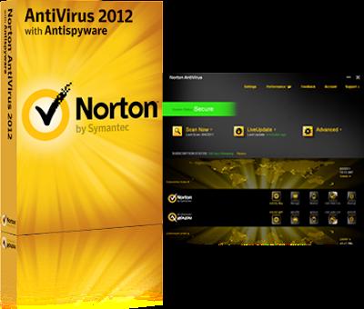 تحميل برنامج نورتون انتي فيروس Norton AntiVirus 2012 19.7.0.9 للحماية و ازالة الفيروسات - نورتون 2012
