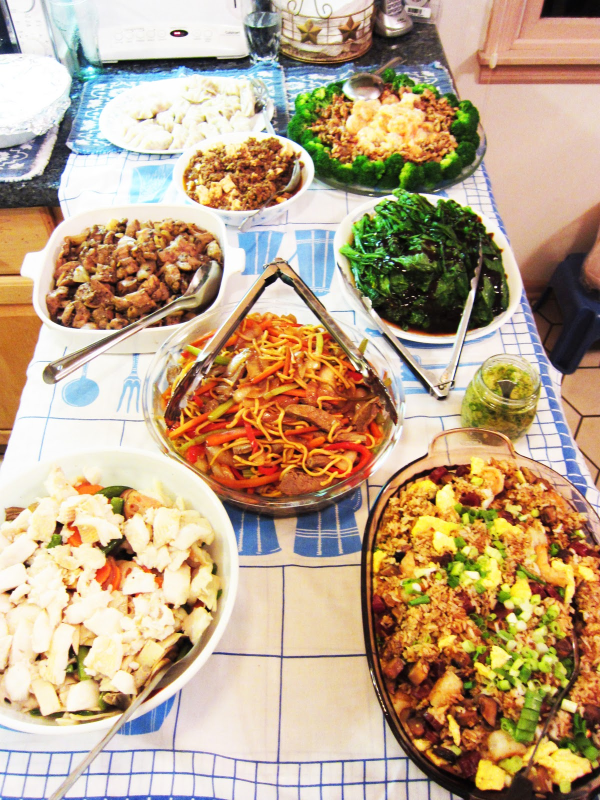 All You Can Eat Chinese Feast | Mojito Events