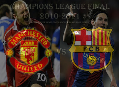 manchester united v barcelona Winner of the Champions league match will receive £ 110 million