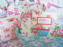 Cath Kidston Items In My Studio