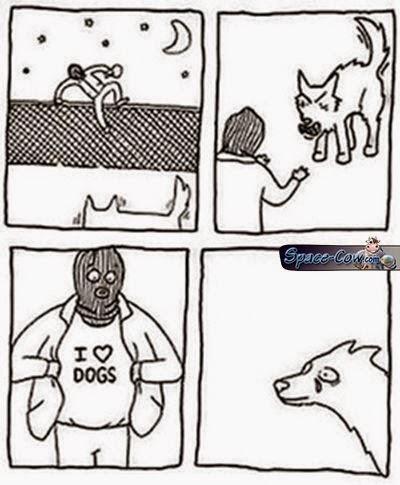 funny comics dogs humor