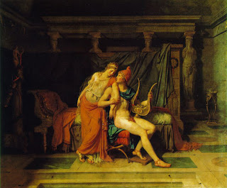 Most Famous Immortal Love Stories In History And Literature Paris and Helena