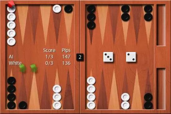 backgammon lite - Backgammon Game