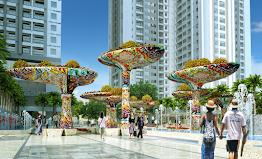 Chung cư Goldmark city - Thành phố trong khu vườn