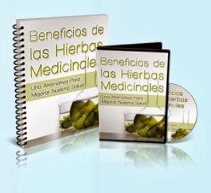 libro beneficios de las hierbas medicinales parte de los bonos del método revertir la diabetes