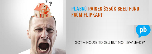 Plabro Digital Startup raise Rs 2.3 crores from Flipkart Founders