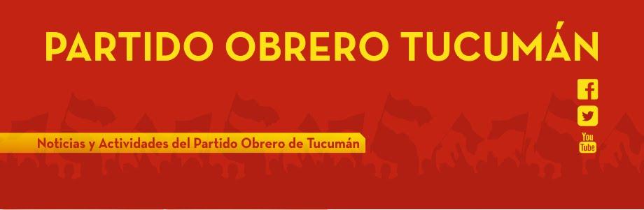 Partido Obrero Tucumán