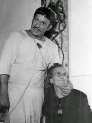 Pedro Infante y su madre