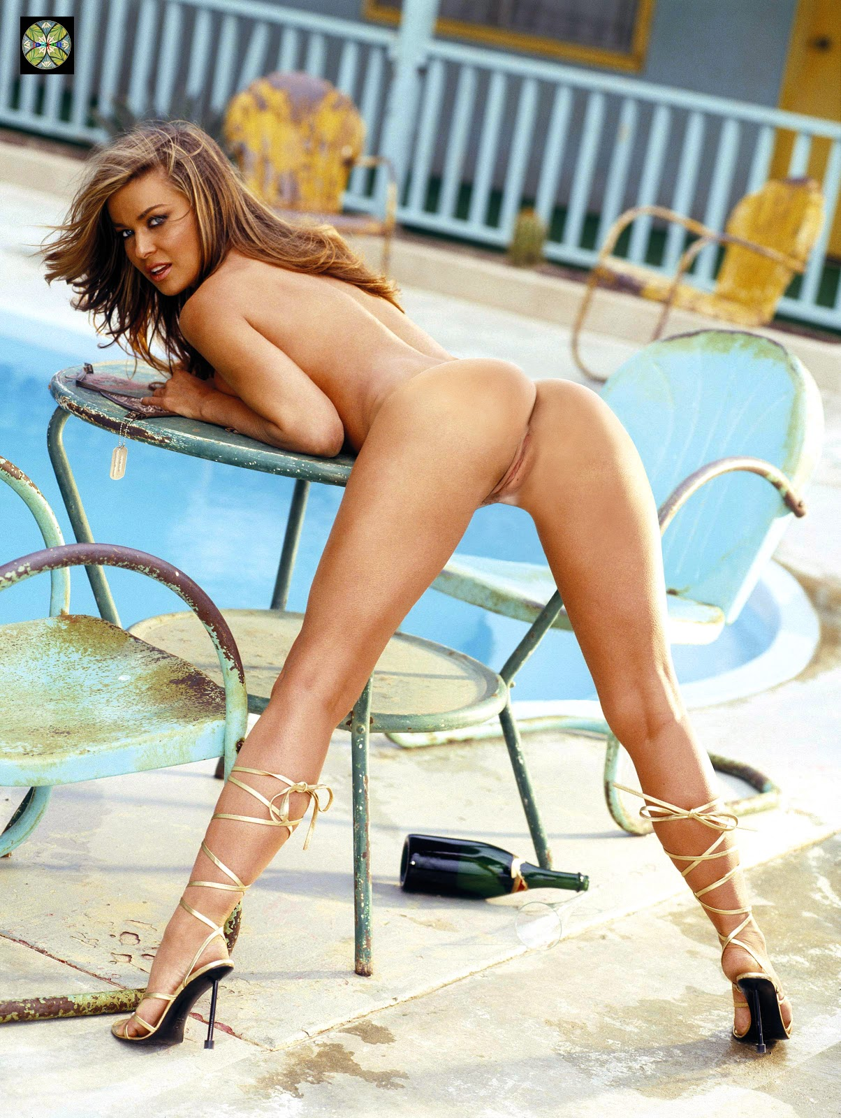 bent over nude women of playboy