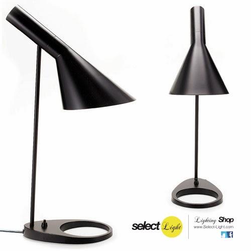 AJ Lamp By Louis Poulsen