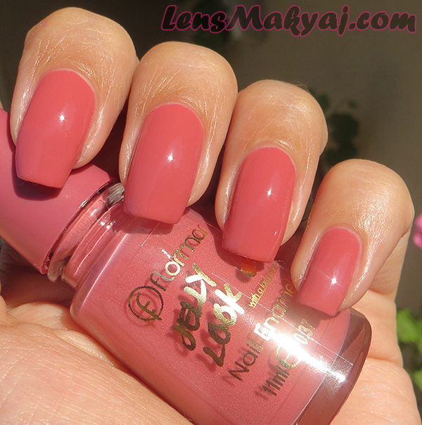 Flormar Jelly Look Amaranth
