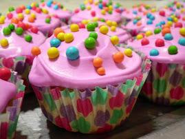 Maffins super coloridos