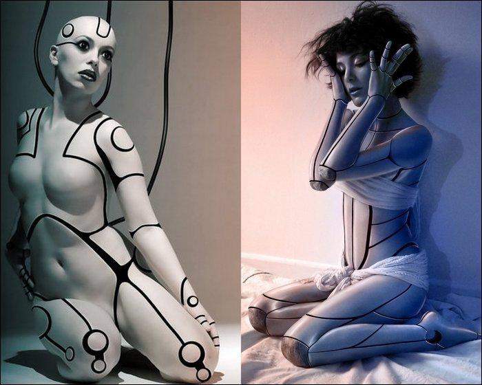 фото секс с роботами
