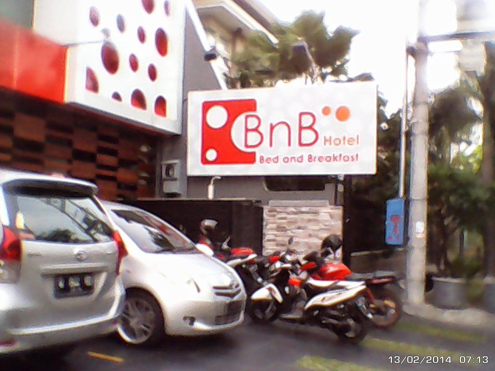 Hotel and  Breakfast Surabaya