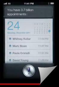 Siri And Santa Claus Ad