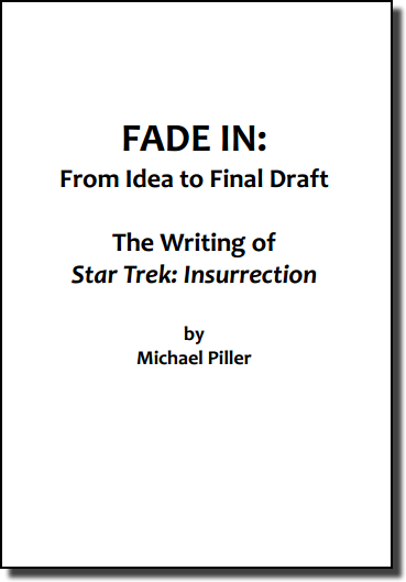 FADE IN: From Idea to Final Draft