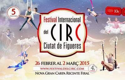 FESTIVAL INTERNACIONAL DEL CIRC