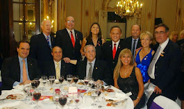 Cena en honor a Gary C.K. Huang Presidente RI 2014 - 2015