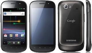 Samsung Google Nexus S i9023-9