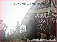 Gunung Liang Barat - Nov. 2008