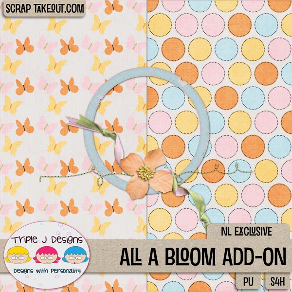 All A Bloom and PU Freebies