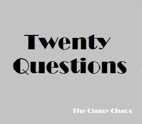 http://theclassychaos.blogspot.com/2015/09/twenty-questions.html