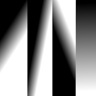 Gradients in Four Directions