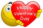 Happy Valentine's Day Smiley