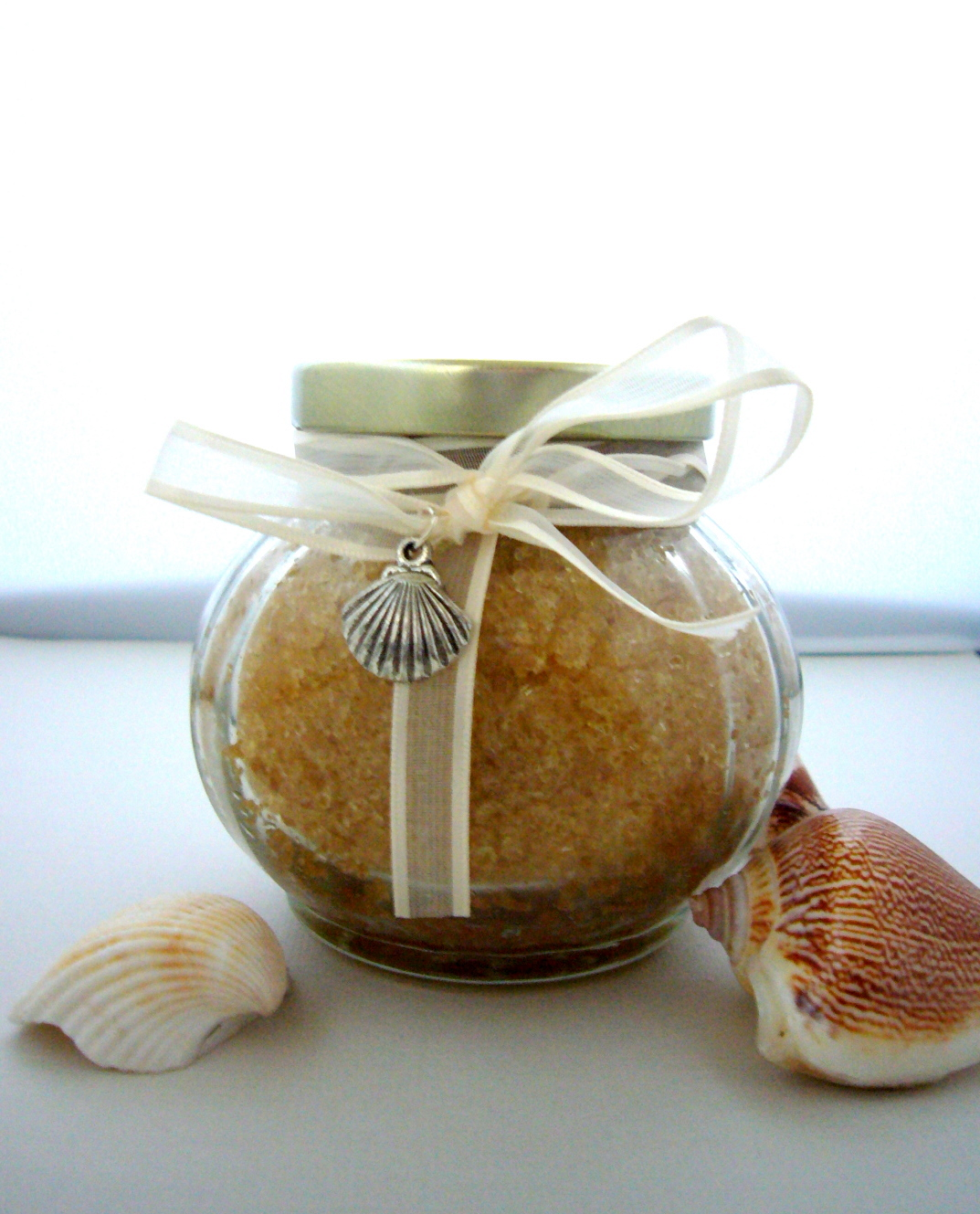 """Diy Wedding Party Favors: This """"it"""" Factor: How To Get Glowing Skin: Sugar Scrub"""