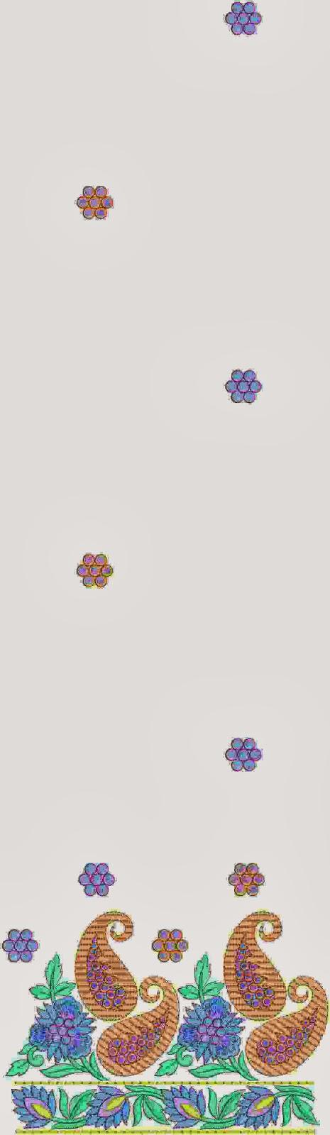 Churi Stand Designs : Embdesigntube latest embroidered kurtis designs