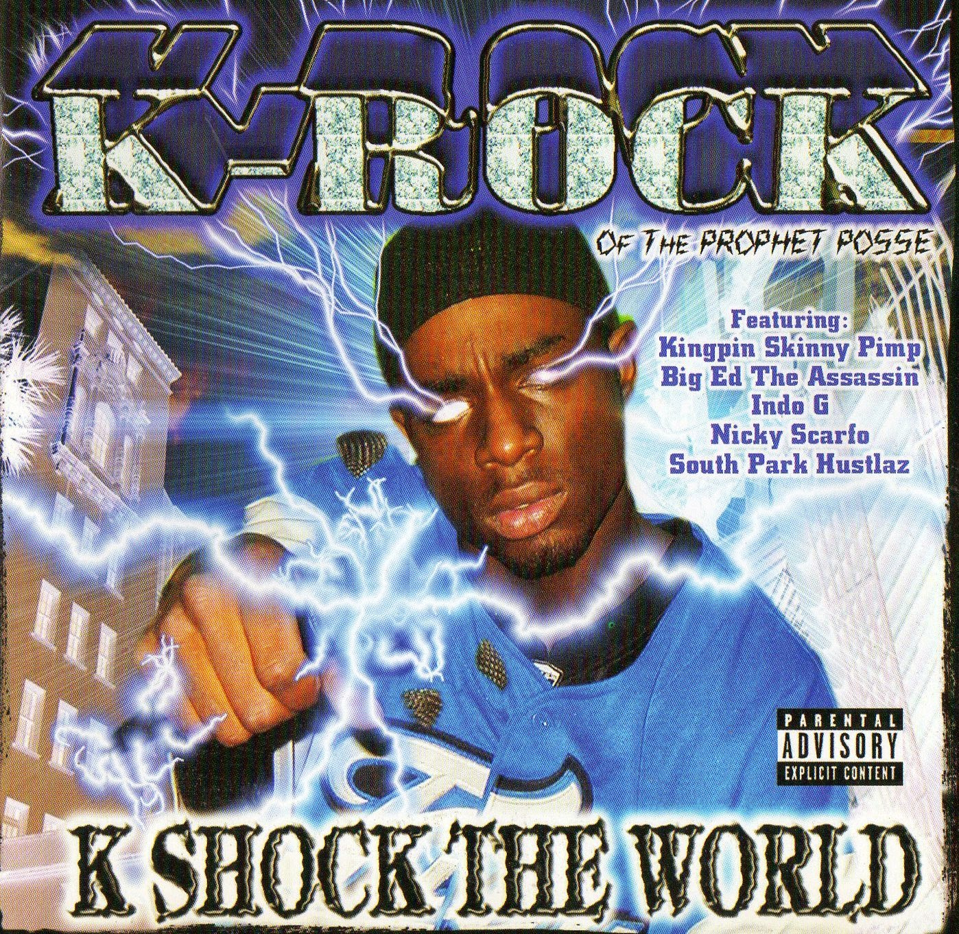 K-Rock - K Shock The World