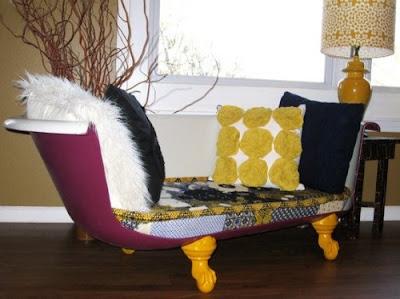 sofá diseño tina