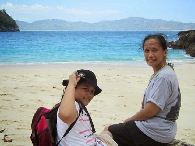 Nadya dan Mama