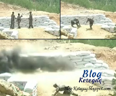 aksi askar wanita