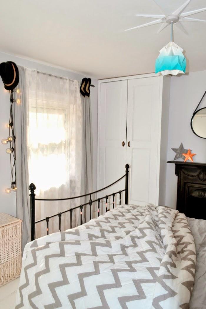 Antes y despu s estilo n rdico para el dormitorio for Estilo nordico para dormitorio