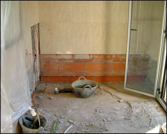 Blog de refohabit reformar piso en barcelona reformas - Como hacer una mampara ...