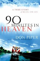 90 Minutes in Heaven Book