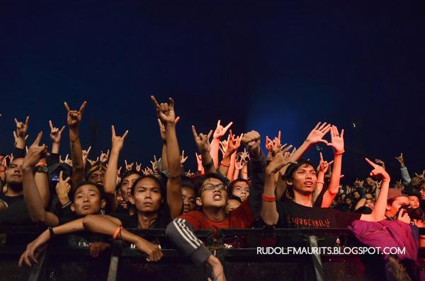 Para Begundal di Bandung Berisik 2013