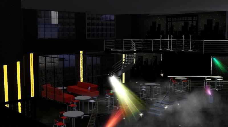my night club: